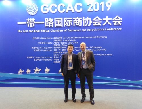 PROMOTING THE BELT AND ROAD INITIATIVE