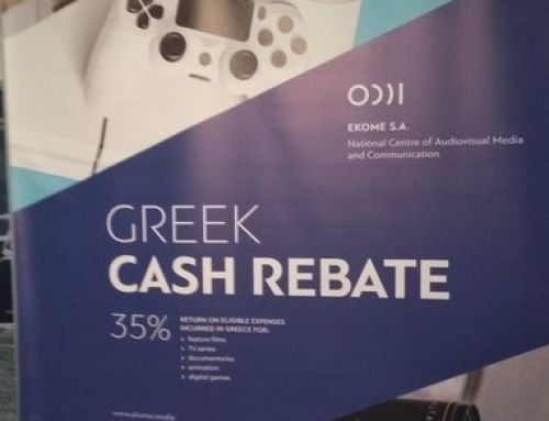 CASH REBATE OF UP TO 35% FOR AUDIOVISUAL WORKS IN GREECE